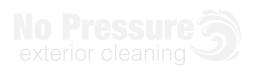 No Pressure – Exterior Cleaning